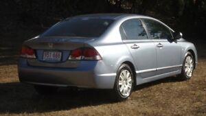 2009 Honda Civic 8th Gen MY09 VTi Blue 5 Speed Automatic Sedan