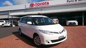 2013 Toyota Tarago GSR50R MY13 GLI V6 Glacier 6 Speed Automatic Wagon Dubbo Dubbo Area Preview