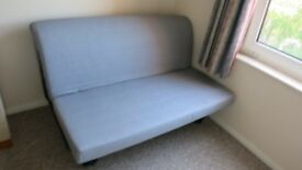 Sofa Bed Ikea grey color