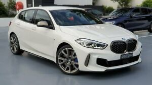 2019 BMW 1 Series White Sports Automatic Hatchback Sylvania Sutherland Area Preview