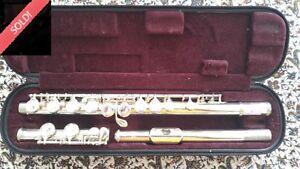 Flute Yamaha - Sold! - Please see my other flutes