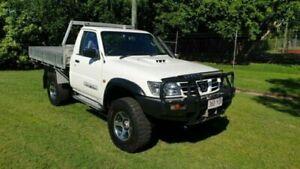 The BEST 2005 Nissan DX 4.2Litre Patrol Ute in FNQ