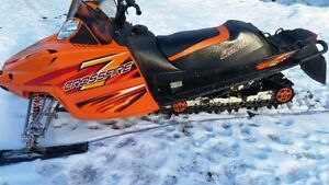 2006 ARCTIC CAT 700 CROSSFIRE EFI