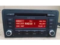 Audi a3 cd player