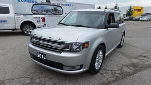 2013 Ford Flex SEL, AWD, Leather, Dual Panel Moonroof