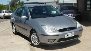 2004 Ford Focus LR LX Silver 4 Speed Automatic Sedan Salisbury Plain Salisbury Area Preview