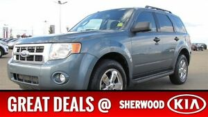 2012 Ford Escape AWD XLT Accident Free,  Bluetooth,  A/C,