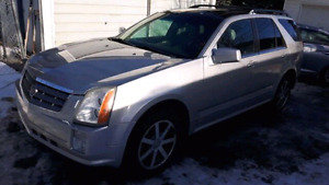2004 CADILLAC SRX AS IS GOOD CONDITION