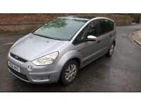 FORD S-MAX 1.8 TDCi LX (silver) 2006