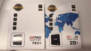 全新EVPAD pro / EVPAD 2S ,4K电视