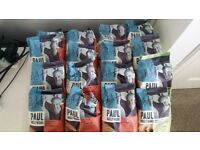 Paul Hollywood bread mixes, 10 packets