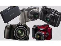 i buy all new NIKON CANON SLR CAMERA LENS CAMCORDER MARK III EOS 1D 4DS 700D 1200D 100D D5200 D7000