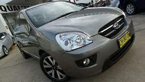 2010 Kia Rondo UN MY10 EX Grey 4 Speed Automatic Wagon Belconnen Belconnen Area Preview