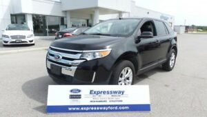 2012 Ford Edge SEL 3.5L V6 270Hp
