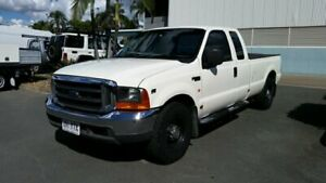2006 Ford F250 RN XLT Super Cab 4x2 White 4 Speed Automatic Utility Acacia Ridge Brisbane South West Preview