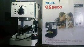 Philips Saeco Poemia coffee machine