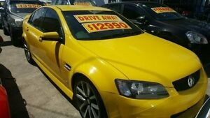 2010 Holden Commodore Yellow Sports Automatic Sedan Dandenong Greater Dandenong Preview