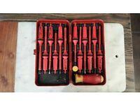 felo professional electricians electrical screwdriver set