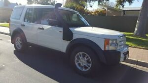 2005 Land Rover Discovery 3 S White 6 Speed Automatic Wagon Medindie Walkerville Area Preview