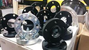 SPACER -5x100/112/120 - 15-20-25mm