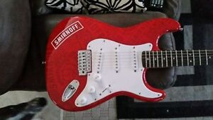 Fender Squire Bullet BRAND NEW TRADE