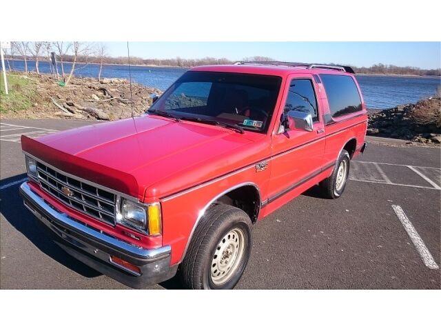Image 1 of Chevrolet: Blazer S10…