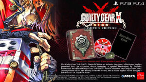 Guilty Gear Xrd -SIGN- Limited Edition PS4