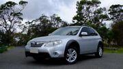 2011 Subaru Impreza G3 MY11 XV AWD Silver 5 Speed Manual Hatchback Hobart CBD Hobart City Preview