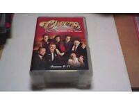 CHEERS-COMPLETE SEASONS 6-11 BOX SET OF 23 DVD'S