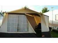 Cabanon Canvas Framed Tent Immaculate Condition
