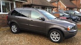 Volvo XC90 2.4 d5 Active Estate Geartronic AWD 5dr Full Service History /2 owners
