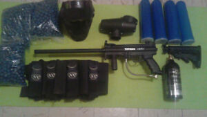 Tippmann A-5 $250. Everything you need to play!