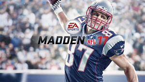 PS4 NFL Madden 17 - Like New - Works Perfect - No Issues