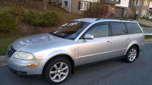 2004 Volkswagen Passat GLS Wagon 1.8T