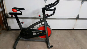Indoor spin bike - LIKE NEW