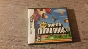 New Super mario bros for DS pick up TONIGHT ONLY Strathcona County Edmonton Area image 1