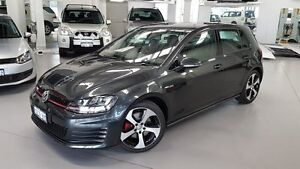 2016 Volkswagen Golf VII MY16 GTI DSG Grey 6 Speed Sports Automatic Dual Clutch Hatchback Cannington Canning Area Preview