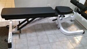 Body Solid GFID71 Adjustable Commercial Bench -Half Price of New