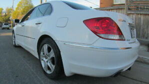 "BELLE ACURA RL ""TOP DELUXE"" 2007 AWD 170000 KM, TOIT, GPS, MAGS."