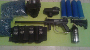 Tippmann A-5 $300. Everything you need to play!