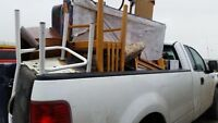 moving services, garbage, junk removal