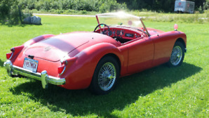 MGA 1957 beautiful condition