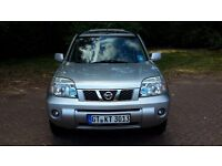 Nissan Xtrail 4X2 LHD in Perfect Condition