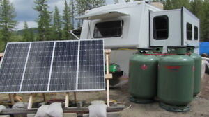 Off Grid, solar panels, wood stove, propane, 2.47 private acres