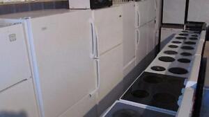 Réfrigérateur et cuisinière-Plusieurs ensembles disponibles....