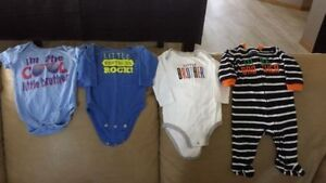 """EUC """"Little brother"""" outfit lot"""