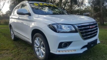 2016 Haval H2 Premium (4x2) White 6 Speed Automatic Wagon Tuggerah Wyong Area Preview