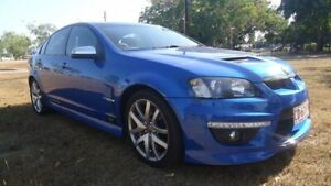 2010 Holden Special Vehicles ClubSport E Series 2 GXP Blue 6 Speed Sports Automatic Sedan Winnellie Darwin City Preview