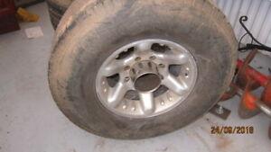 Tire's & Wheels