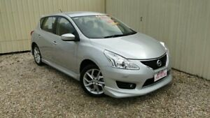 2013 Nissan Pulsar C12 SSS Silver 6 Speed Manual Hatchback Parramatta Park Cairns City Preview